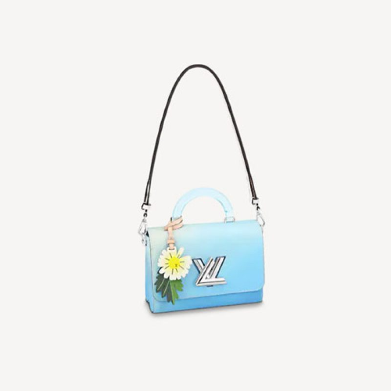 LV/路易威登高仿包包 LV扭扭包 By The Pool海滩系列 TWIST 手袋