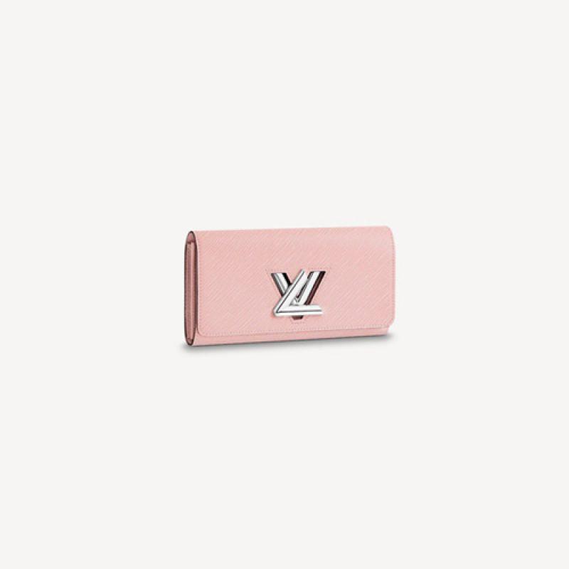 LV/路易威登高仿包包 LV扭扭包系列 TWIST 钱包