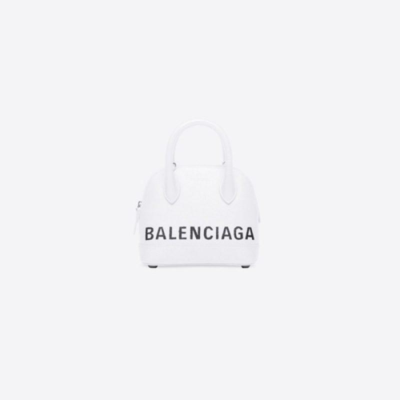 Balenciaga/巴黎世家高仿包包 Ville XXS Top Handle 手袋 贝壳包