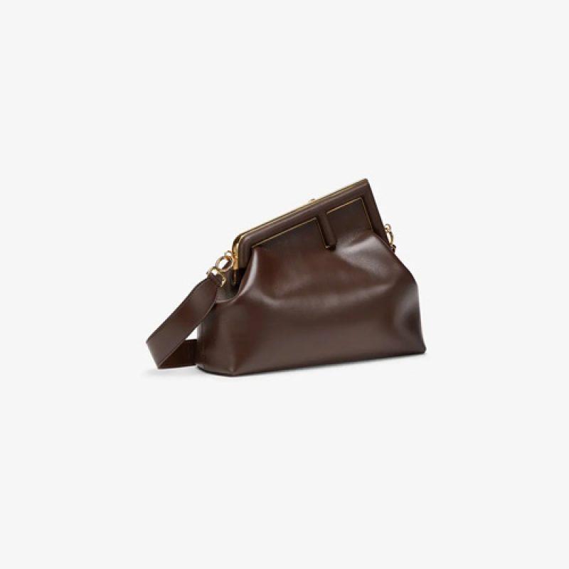 Fendi/芬迪高仿原单包包 Fendi First系列手袋 手拿包