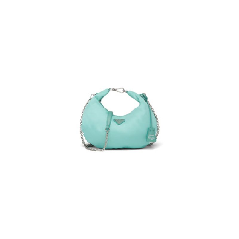 Prada/普拉达高仿原单包包 Prada云朵包Re-Edition 2006手袋